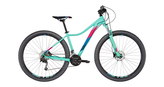 Cube Access WS Pro Women Mint'n'Raspberry
